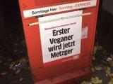 Veganer Metzger