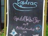 Deutsche Speisekarte