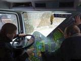 Mit Landkarte navigieren