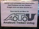 ATU - Amateure treiben Unfug