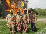 Feuerwehr-Profis