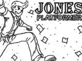 Jones Platformer